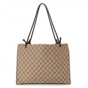✨Authentic GUCCI Large GG Web Braided Straps Tote✨